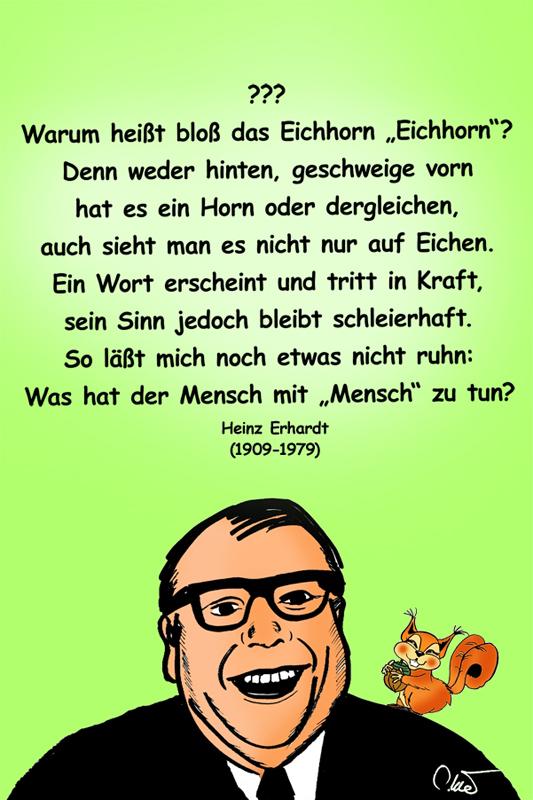 Spruche Ruhestand Heinz Erhardt
